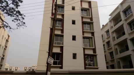 850 sqft, 2 bhk Apartment in Rameswara Waterview New Town, Kolkata at Rs. 30.3280 Lacs