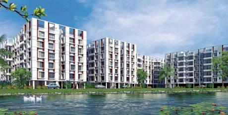 1230 sqft, 3 bhk Apartment in Rameswara Waterview New Town, Kolkata at Rs. 44.0000 Lacs