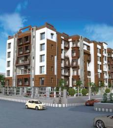 911 sqft, 2 bhk Apartment in Martin Royal Signature Lake Town, Kolkata at Rs. 42.0000 Lacs
