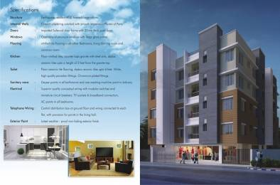 514 sqft, 1 bhk BuilderFloor in Builder ASTITVA HEIGHt Harinavi, Kolkata at Rs. 17.0000 Lacs