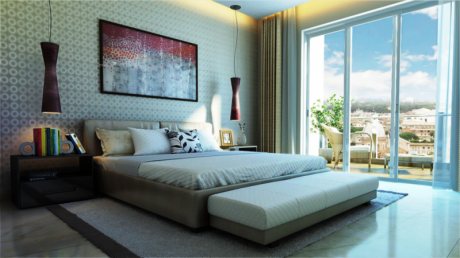 2134 sqft, 3 bhk Apartment in The Antriksh The Golf Address Sector 150, Noida at Rs. 90.3900 Lacs