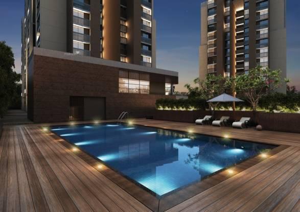2885 sqft, 4 bhk Apartment in Goyal Riviera Blues Makarba, Ahmedabad at Rs. 1.6000 Cr