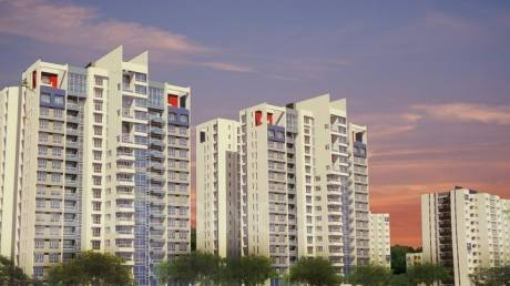 1855 sqft, 3 bhk Apartment in Sureka Sunrise Symphony New Town, Kolkata at Rs. 25000