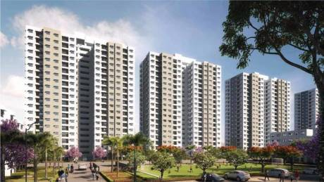 1254 sqft, 3 bhk Apartment in Godrej Prakriti Sodepur, Kolkata at Rs. 45.0000 Lacs