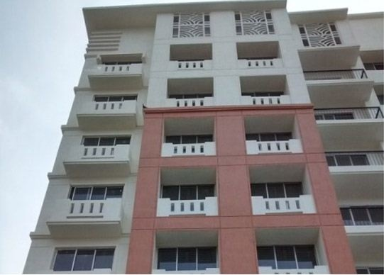 1450 sqft, 3 bhk Apartment in Ideal Ideal Niketan Tangra, Kolkata at Rs. 74.0000 Lacs