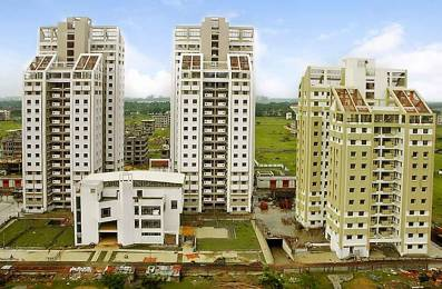 1345 sqft, 3 bhk Apartment in WBIIDC Sankalpa II New Town, Kolkata at Rs. 82.0000 Lacs