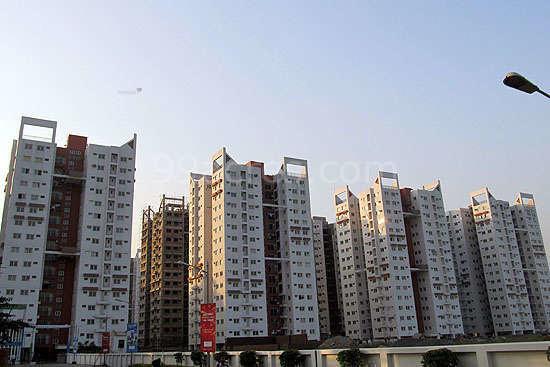 1377 sqft, 3 bhk Apartment in Eden Maheshtala Maheshtala, Kolkata at Rs. 40.0000 Lacs