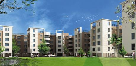 1205 sqft, 3 bhk Apartment in Mk Panchsheel Vatika Dum Dum, Kolkata at Rs. 25000
