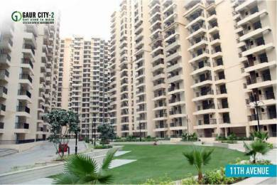 1010 sqft, 2 bhk Apartment in Gaursons India Ltd. Gaur City 2 11th Avenue Knowledge Park, Greater Noida at Rs. 39.1700 Lacs