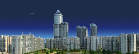1150 sqft, 2 bhk Apartment in Supertech CapeTown Sector 74, Noida at Rs. 49.1900 Lacs