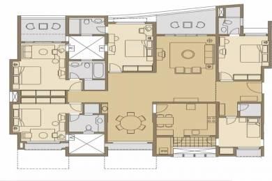 2979 sqft, 4 bhk Apartment in Panchshil Eon Waterfront Kharadi, Pune at Rs. 2.6000 Cr