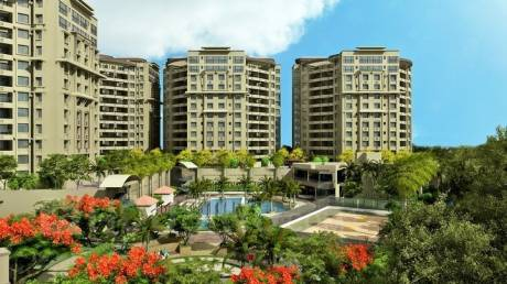 1550 sqft, 3 bhk Apartment in Kumar Kumar Kruti Kalyani Nagar, Pune at Rs. 32000