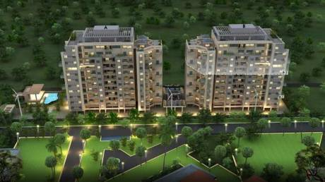 2400 sqft, 3 bhk Apartment in Prithvi Presidio Hadapsar, Pune at Rs. 50000