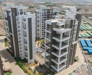 2070 sqft, 3 bhk Apartment in Marvel Zephyr Kharadi, Pune at Rs. 45000