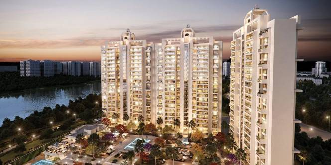 2979 sqft, 4 bhk Apartment in Panchshil Eon Waterfront Kharadi, Pune at Rs. 60000