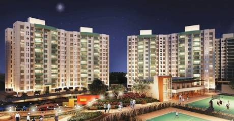 1855 sqft, 3 bhk Apartment in Vascon Forest County Kharadi, Pune at Rs. 1.5100 Cr