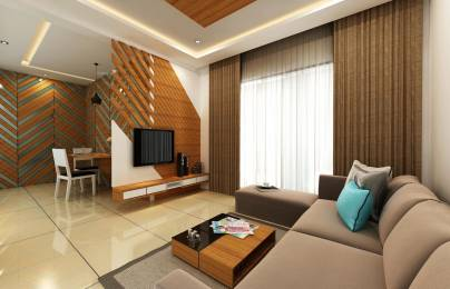 1400 sqft, 2 bhk Apartment in Builder Project Bund Garden Road, Pune at Rs. 35000