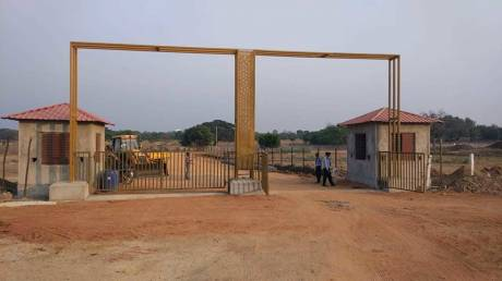 1056 sqft, Plot in Builder Project gollepally village, Hyderabad at Rs. 12.2000 Lacs