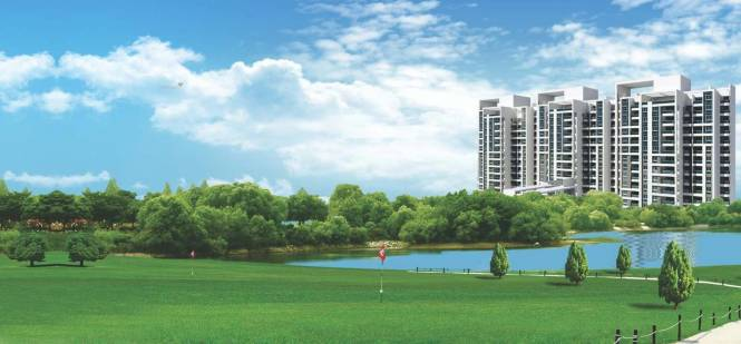 1755 sqft, 3 bhk Apartment in ACME Emerald Court Sector 91 Mohali, Mohali at Rs. 59.9889 Lacs