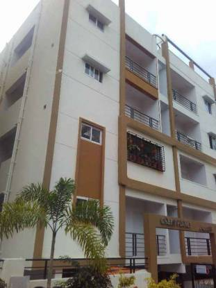 1100 sqft, 2 bhk Apartment in Tetra Green Planet Jakkur, Bangalore at Rs. 46.2000 Lacs