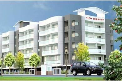 1383 sqft, 3 bhk Apartment in V5 Alpha Emerald Hennur, Bangalore at Rs. 62.2350 Lacs