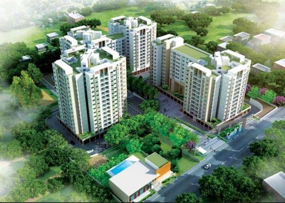 1624 sqft, 3 bhk Apartment in Vasathi Avante Thanisandra, Bangalore at Rs. 80.3880 Lacs