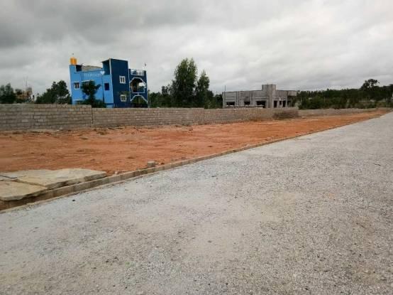 1750 sqft, Plot in Builder Project Bagalur Main, Bangalore at Rs. 26.2500 Lacs