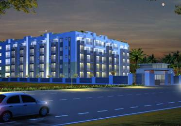 1116 sqft, 2 bhk Apartment in Jupiter Commanders Galaxy Jakkur, Bangalore at Rs. 47.9880 Lacs