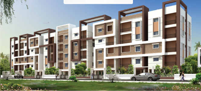 1164 sqft, 2 bhk Apartment in Tetra Green Planet Jakkur, Bangalore at Rs. 48.8880 Lacs
