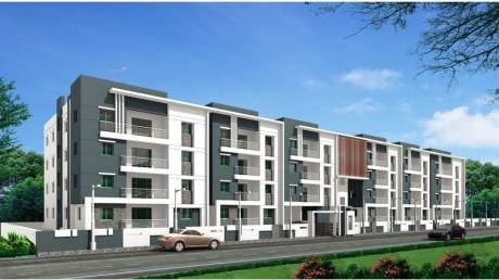 1517 sqft, 3 bhk Apartment in Builder Mounika Park Vesta Horamavu Agara, Bangalore at Rs. 68.2498 Lacs