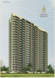 750 sqft, 1 bhk Apartment in Builder pnk imperial height Mira Road, Mumbai at Rs. 53.9000 Lacs