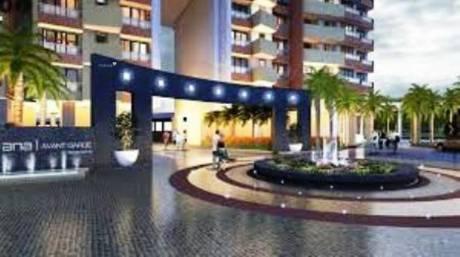 950 sqft, 2 bhk Apartment in ANA Avant Garde Phase 1 Mira Road East, Mumbai at Rs. 74.1000 Lacs