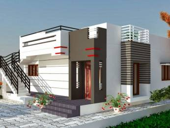 1250 sqft, 2 bhk IndependentHouse in Builder Project Okkiyam Thuraipakkam, Chennai at Rs. 60.0000 Lacs