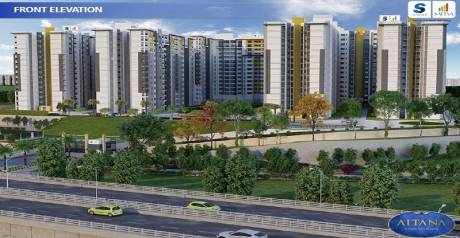 1490 sqft, 3 bhk Apartment in Salarpuria Sattva Anugraha Nagarbhavi, Bangalore at Rs. 81.0048 Lacs