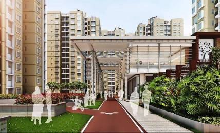 1724 sqft, 3 bhk Apartment in DivyaSree Republic of Whitefield Brookefield, Bangalore at Rs. 1.1000 Cr