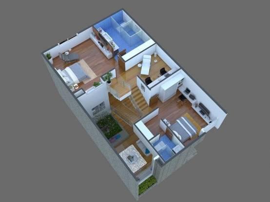 3075 sqft, 3 bhk Villa in Builder GR ROW VILLAS Sarjapur, Bangalore at Rs. 1.9336 Cr