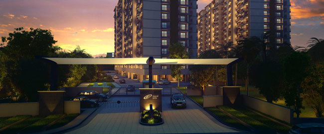 1830 sqft, 3 bhk Apartment in Goyal Orchid Lakeview Bellandur, Bangalore at Rs. 98.8918 Lacs