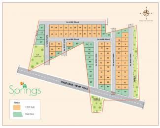 1200 sqft, Plot in Merusri Springs Devanahalli, Bangalore at Rs. 32.2035 Lacs