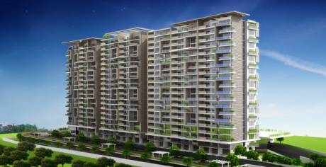 2019 sqft, 3 bhk Apartment in DS DSMAX SKYCITY Kannur on Thanisandra Main Road, Bangalore at Rs. 80.7600 Lacs