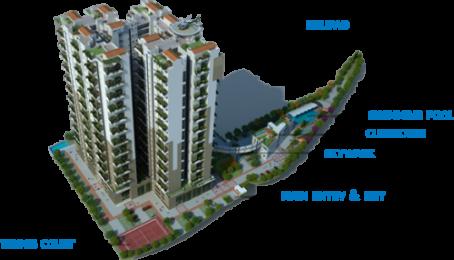 3777 sqft, 4 bhk Apartment in Vaishnavi Terraces JP Nagar Phase 4, Bangalore at Rs. 3.6641 Cr
