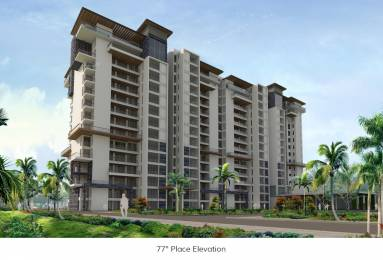 1901 sqft, 3 bhk Apartment in DivyaSree 77 Place Marathahalli, Bangalore at Rs. 1.7634 Cr