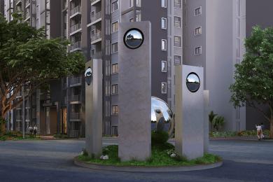 1320 sqft, 3 bhk Apartment in L&T Raintree Boulevard Sahakar Nagar, Bangalore at Rs. 1.2225 Cr