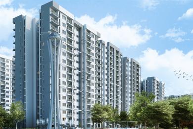 1985 sqft, 3 bhk Apartment in L&T Raintree Boulevard Sahakar Nagar, Bangalore at Rs. 1.8918 Cr
