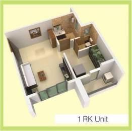 400 sqft, 1 bhk Apartment in I Build Shubharambh NIBM Annex Mohammadwadi, Pune at Rs. 17.0000 Lacs