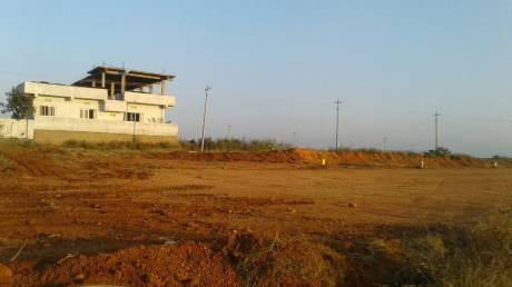 1800 sqft, Plot in Vikhyath Haritha Vanam Bhongir Bhongir, Hyderabad at Rs. 12.0000 Lacs