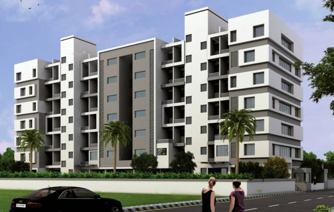 995 sqft, 2 bhk Apartment in Space Infra Airiana Lohegaon, Pune at Rs. 43.0000 Lacs