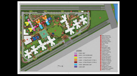 1075 sqft, 2 bhk Apartment in Builder HERO HOMES Sidhwan Canal Road, Ludhiana at Rs. 46.6100 Lacs