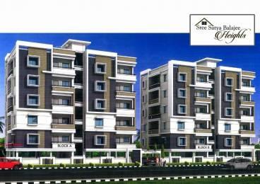 1575 sqft, 3 bhk Apartment in Builder Sree satya balajee heights Seethammadhara, Visakhapatnam at Rs. 83.4750 Lacs
