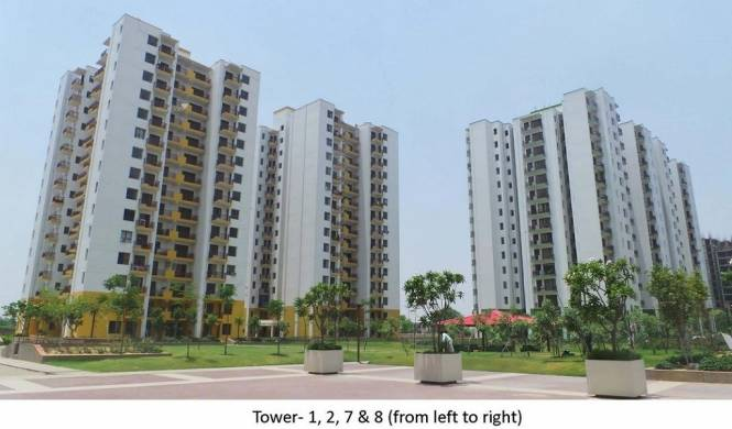 747 sqft, 1 bhk Apartment in Vipul Gardens Sector 1 Dharuhera, Dharuhera at Rs. 21.5000 Lacs