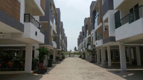 1161 sqft, 2 bhk Apartment in Colorhomes Color County Velappanchavadi, Chennai at Rs. 43.4214 Lacs